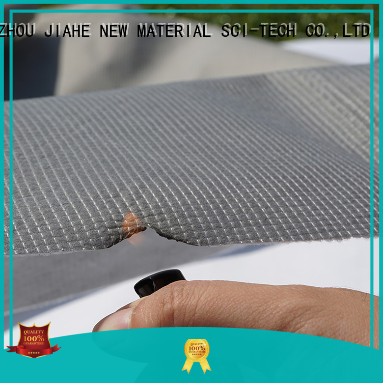 printed bedding uk JIAHE Brand fire resistant fabric wholesale factory
