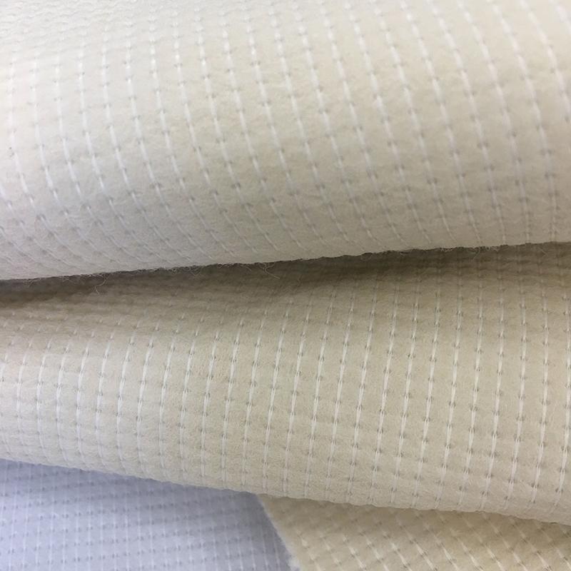 coating fabric CFR 1633 coated Stitchbond mattress filler cloth