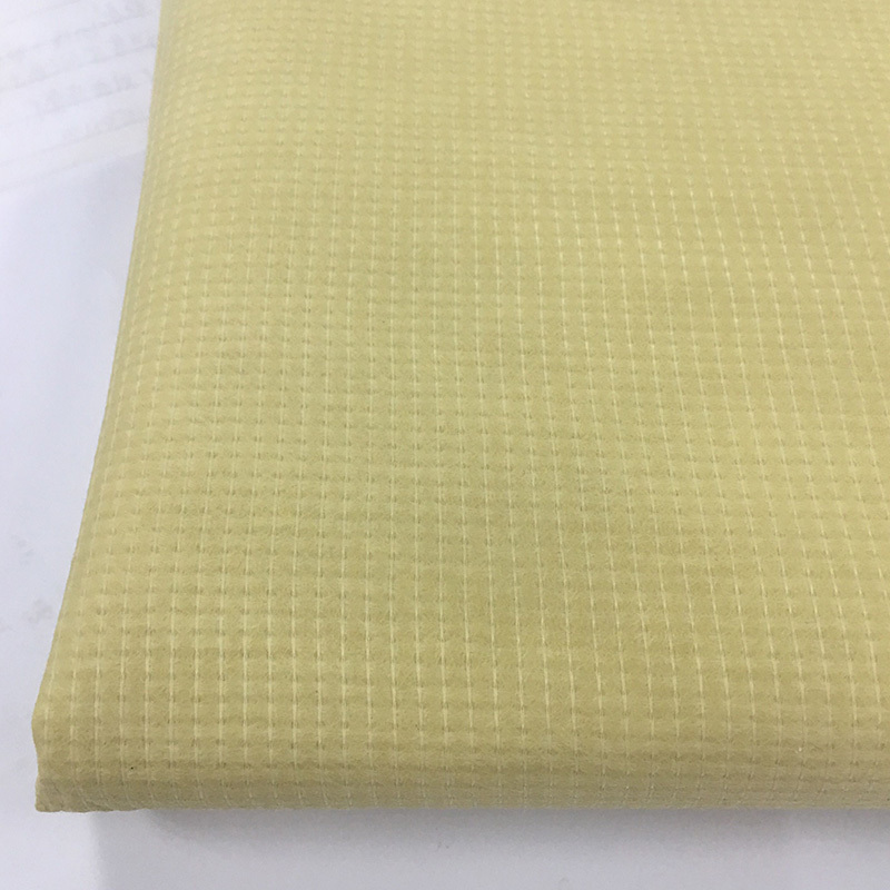 coat stitch bond textile Mattress Cream anti slip fabric material