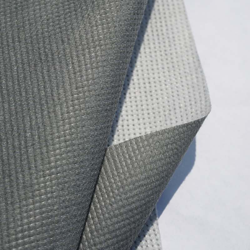 Coating Stitch-Bond fabrics Grey for mattress non woven fabric wholesale