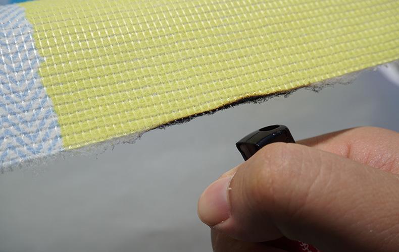 cloth Custom textile filler fire retardant fabric JIAHE retardant