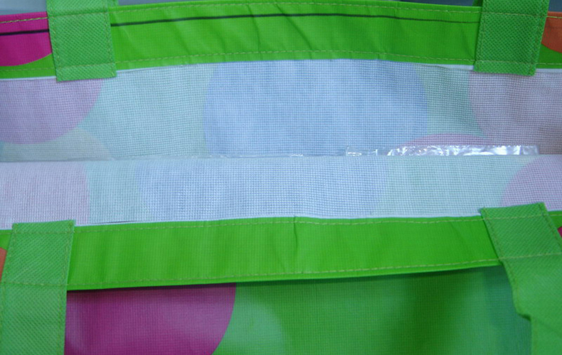 stitchbond shoe fabric for reusable shopping bags guage JIAHE