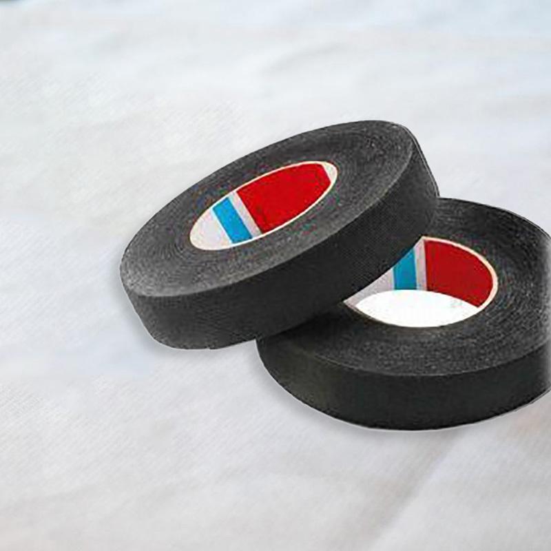 stitchbond tape fabric Easy-tear black car harness stitchbond fabrics for tapes