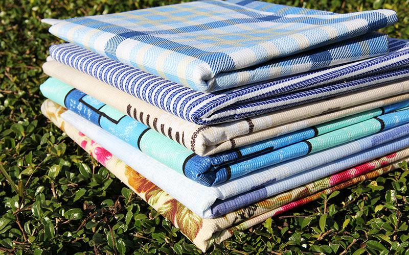 Print stitchbond fabrics