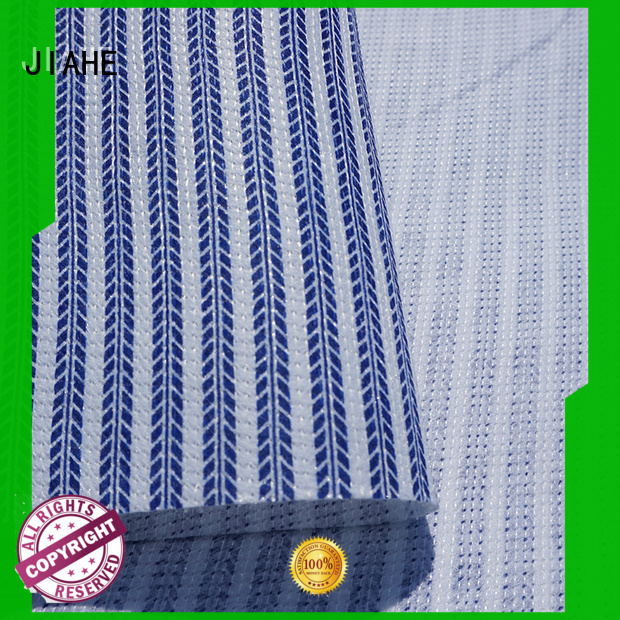 material treatment JIAHE Brand fire resistant fabric wholesale factory