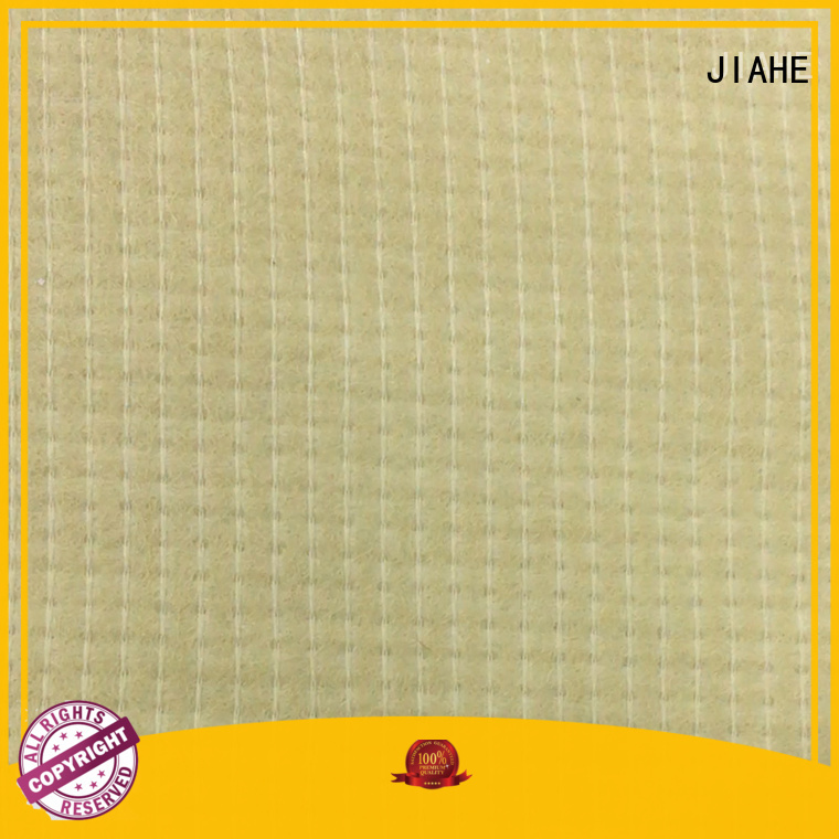 recycled polyester fabric stitchbond non woven fabric JIAHE Brand
