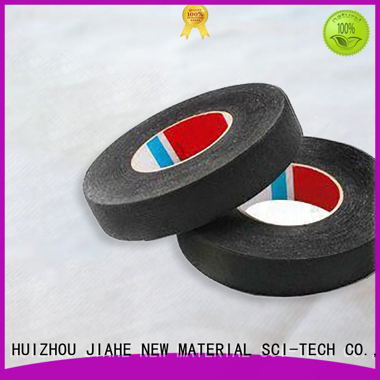 JIAHE Brand guage conductive fabric bonding tape tapes supplier