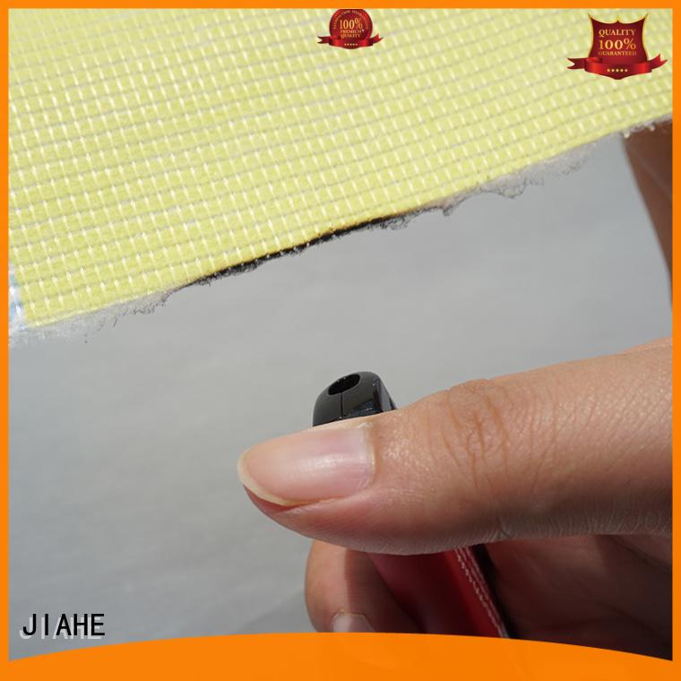 JIAHE Brand england fire resistant fabric wholesale treatment supplier