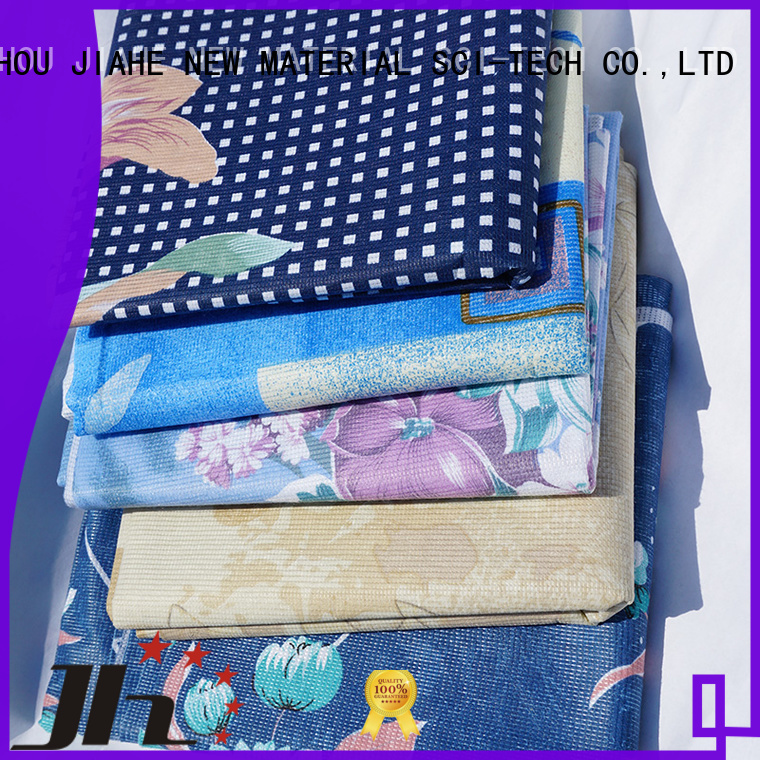 Quality JIAHE Brand eco polyester bedsets bed