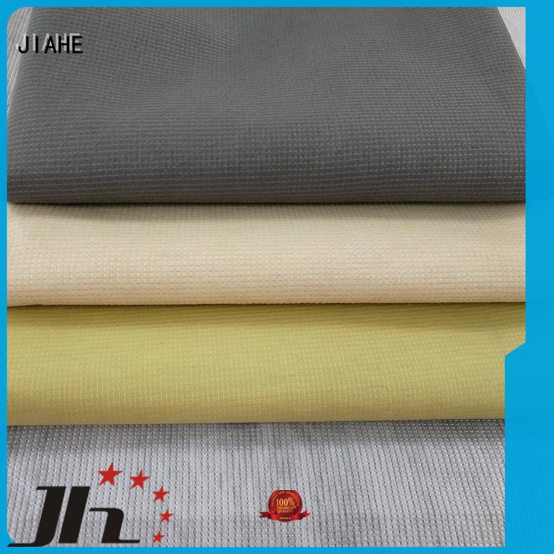 coated beige stitchbond JIAHE Brand non woven fabric