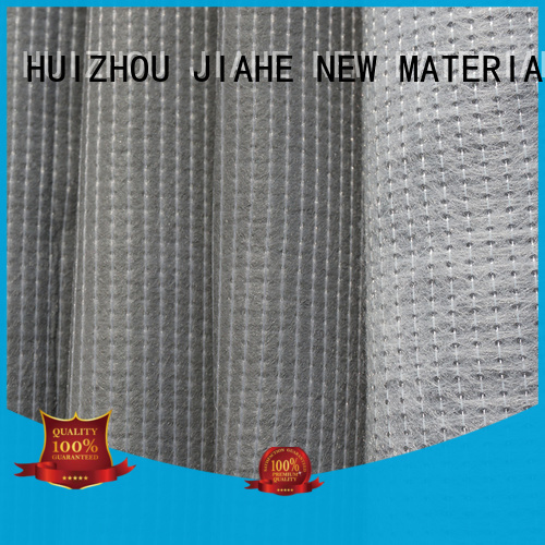 bedsets bottom JIAHE Brand recycled polyester fabric factory