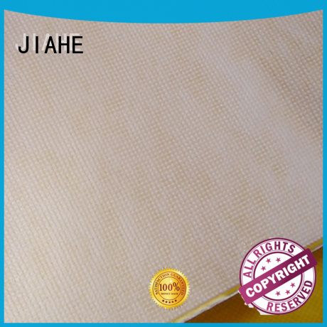 polyester guage shoe fabric for reusable shopping bags JIAHE Brand