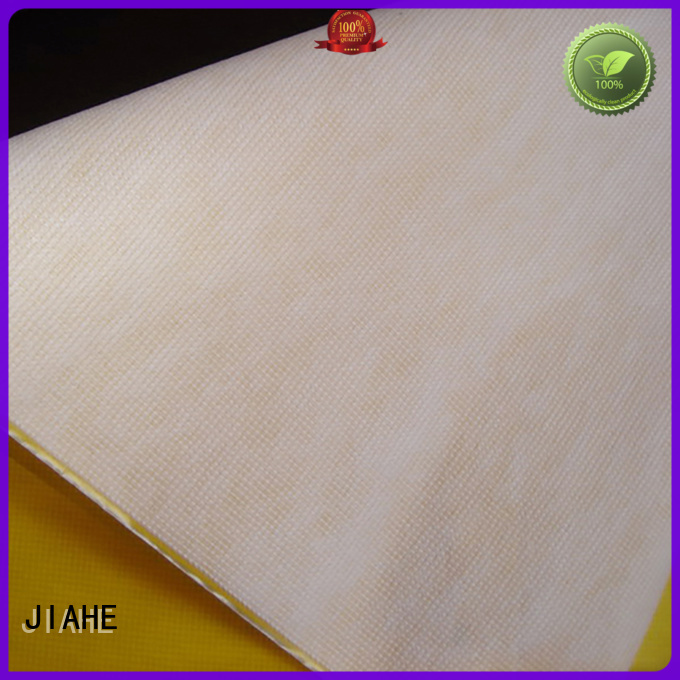 material recycled dyed JIAHE Brand reusable bag fabric manufacture