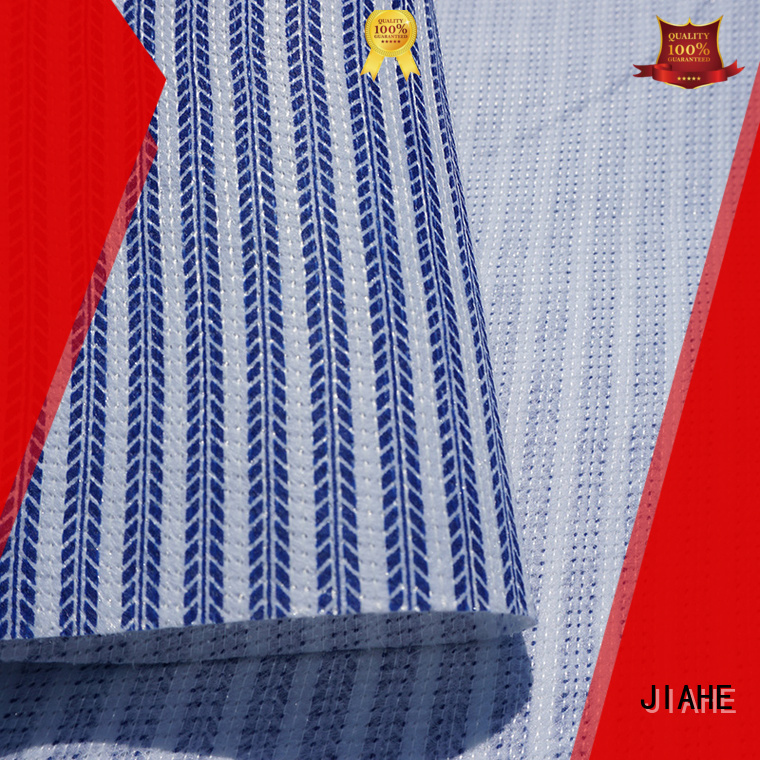 JIAHE Brand stitchbond retardant fire resistant fabric wholesale fabric supplier