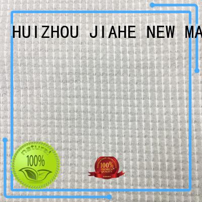 JIAHE Brand stitchbonded bottom stitch non woven fabric