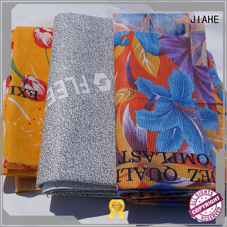 eco polyester fabrics special JIAHE Brand