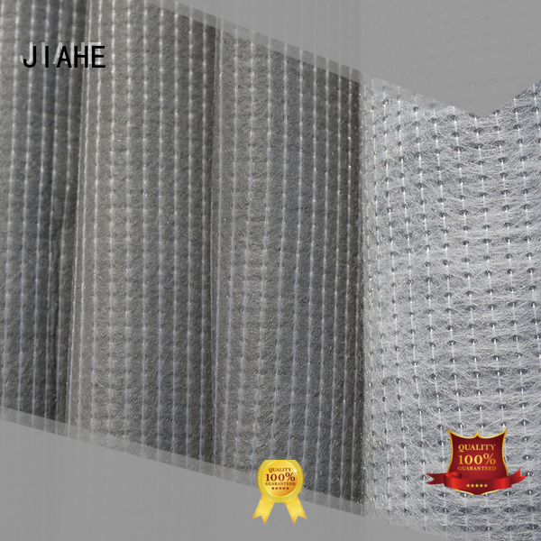 material fabrics odm JIAHE Brand non woven fabric supplier