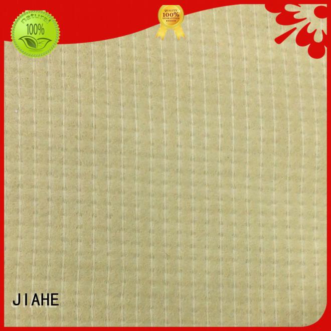 white Custom beige non woven fabric gauge JIAHE