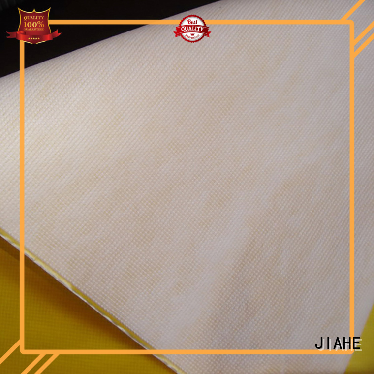 Quality JIAHE Brand reusable bag fabric shopping dyed