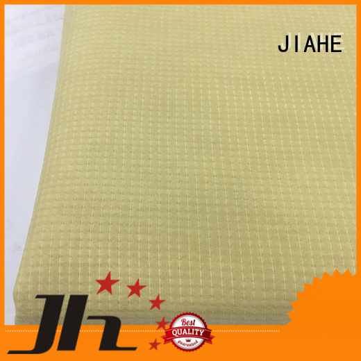 stitchbonded textile odm recycled polyester fabric JIAHE Brand